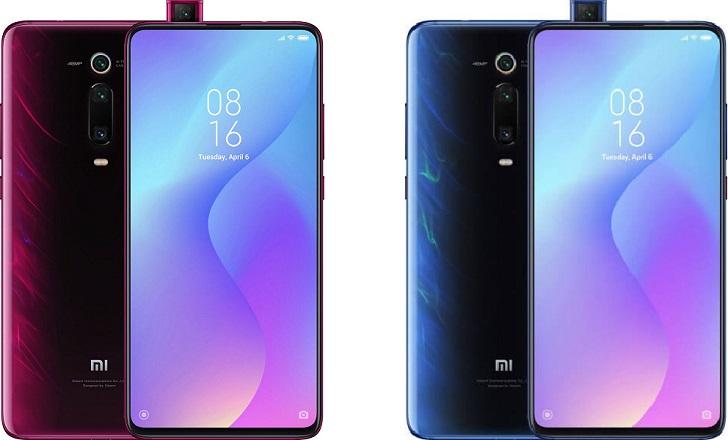 Официальные изображения Xiaomi Mi 9 и Xiaomi Mi 9T Pro