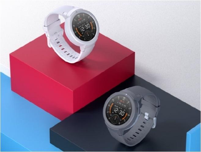Представлены смарт-часы Amazfit Verge Lite