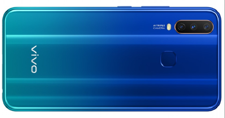 Бюджетный смартфон Vivo Y12 представлен официально