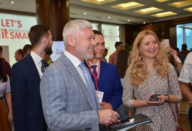 В Харькове состоялся международный форум Make IT SMART