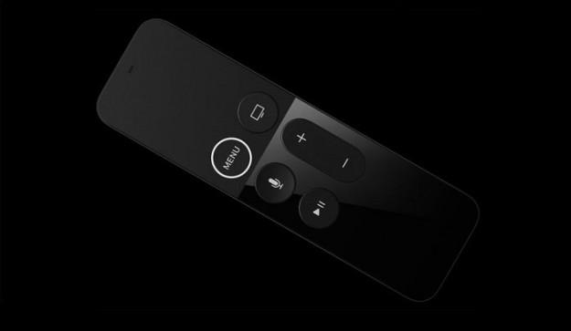 Apple патентует пульт ДУ, в котором кнопки заменены сенсорной панелью