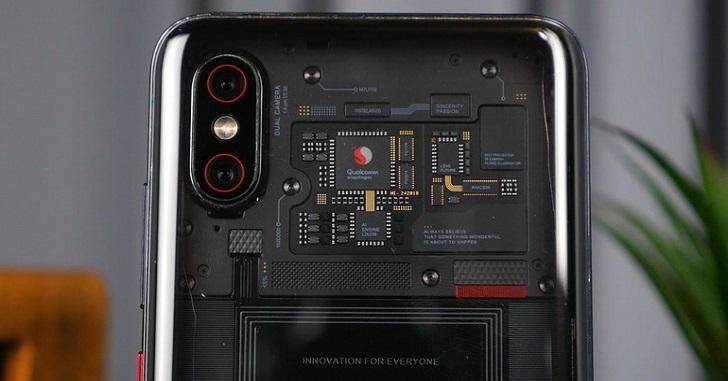 Xiaomi Mi 8 Pro подешевел почти вдвое