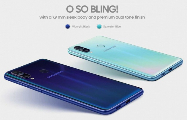 Будущий бестселлер: Samsung представила смартфон Galaxy M40 с «музыкальным» экраном и тройной камерой