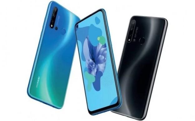 Представлены смартфоны Huawei Nova 5, Nova 5 Pro и Nova 5i
