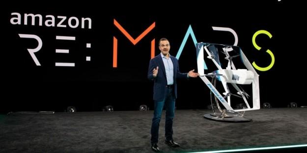 В свободное от доставки посылок время дроны Amazon смогут выполнять задачи по патрулированию и охране объектов