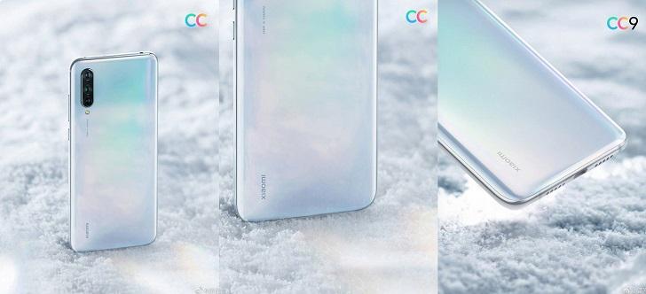Xiaomi CC9 показался на официальных постерах