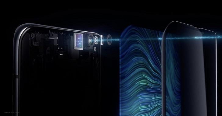 Анонсирован первый в мире смартфон с фронтальной камерой под экраном