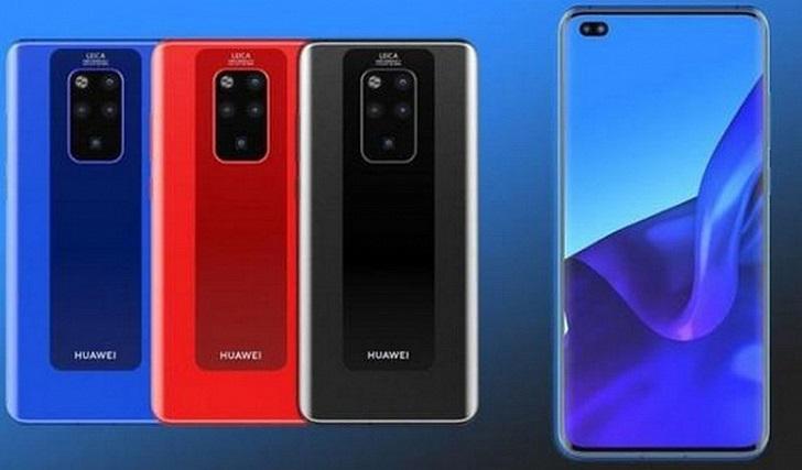 Рассекречены цены и характеристики Huawei Mate 30
