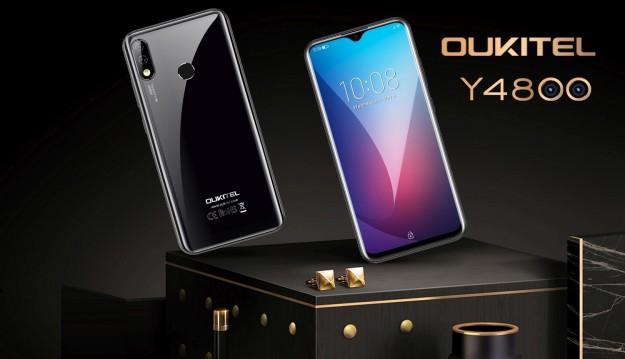 Производитель сравнил свой Oukitel Y4800 с Xiaomi Redmi Note 7 Pro на видео и запустил предпродажу до 22 июля