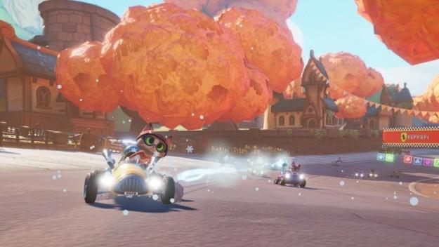 Meow Motors, кошачьи аркадные гонки от российской студии, выйдут 2 августа на Xbox One
