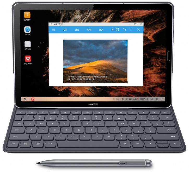 Анонс Huawei MadiaPad M6 – пара планшетов на Kirin 980 с GPU Turbo 3.0