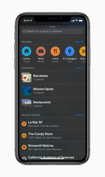 Анонс iOS 13: темная тема, свайп-клавиатура и новая галерея