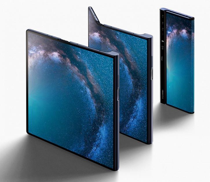 Huawei Mate X прошел отметку 1 Гбит/с в Speedtest на 5G (видео)