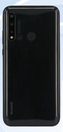Фотографии TENAA показали четыре камеры Huawei Nova 5i
