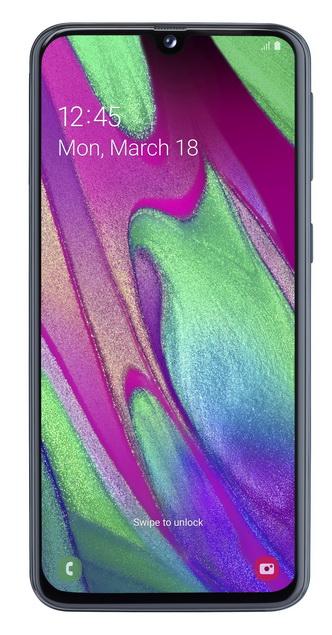 Samsung Galaxy A40 за 14 990 рублей только один день в МТС