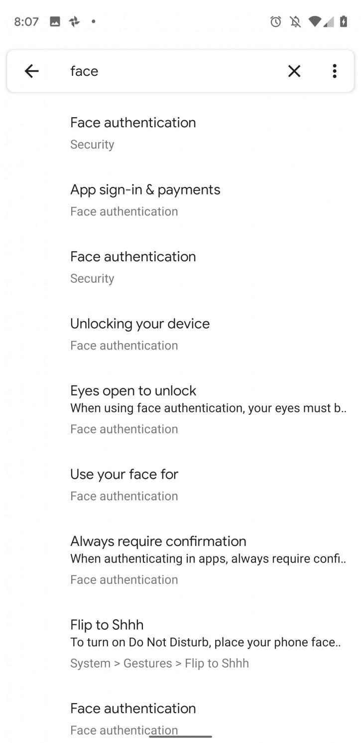 Google готовит аналог Face ID для Pixel 4 и Pixel 4 XL?