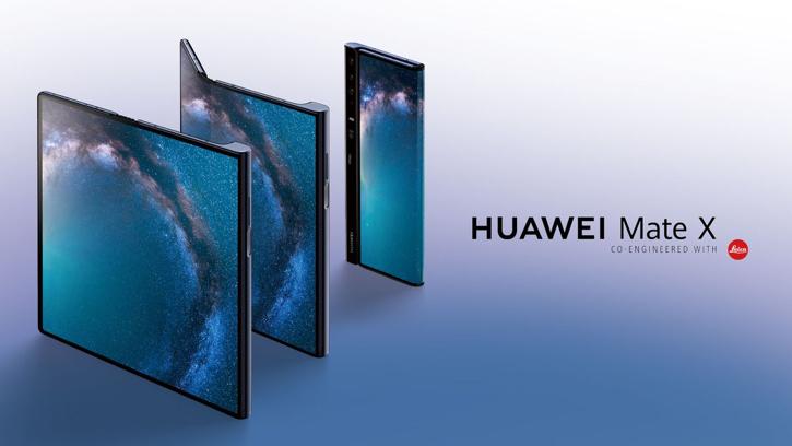Гибкий Huawei Mate X отложен до сентября