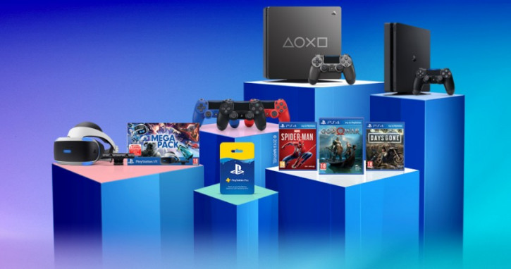 PS4 Slim «Время играть» уже дешевле на 6000 рублей, скидки на игры