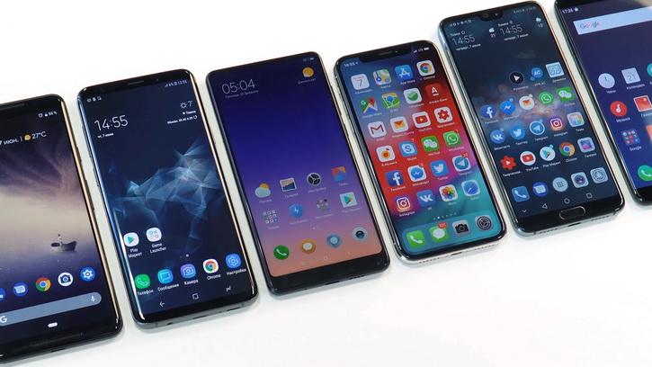 """Фронталка в смартфоне: от """"брови"""" iPhone X до откидной в Zenfone 6"""