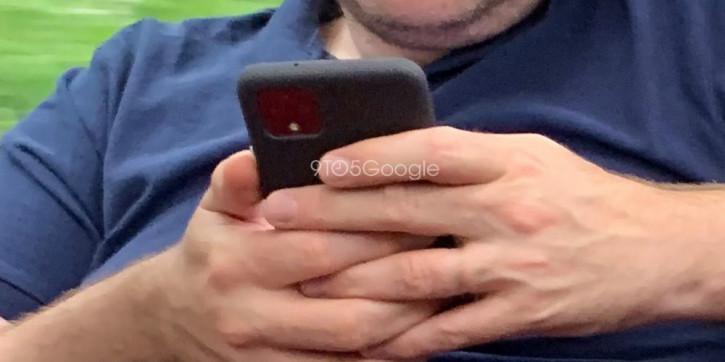 Google Pixel 4 XL впервые на живых фото