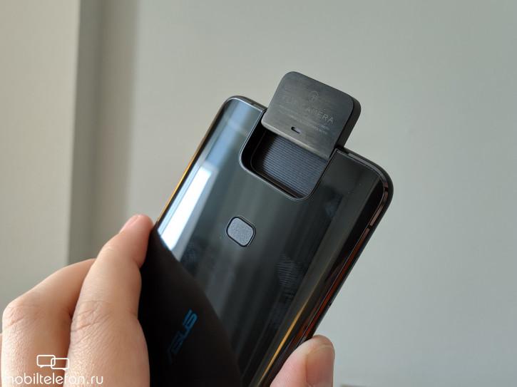 Разборка ASUS Zenfone 6 показала, как работает откидная камера (видео)