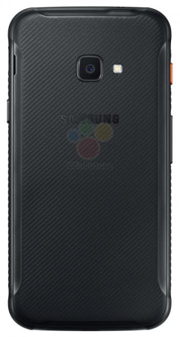 Рендеры и подробности по неанонсированной защищенке Samsung XCover 4s