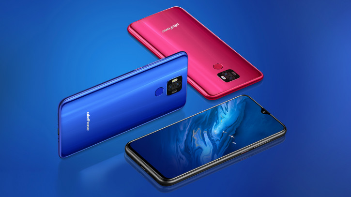Ulefone представила Power 6 - доступный долгожитель с NFC