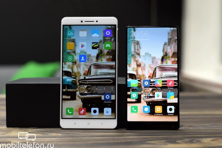 Redmi задумала приютить серию планшетофонов Mi Max?