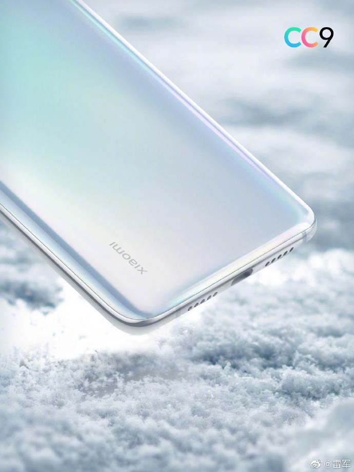 Xiaomi показала СС9 в белом цвете: подборка официальных рендеров