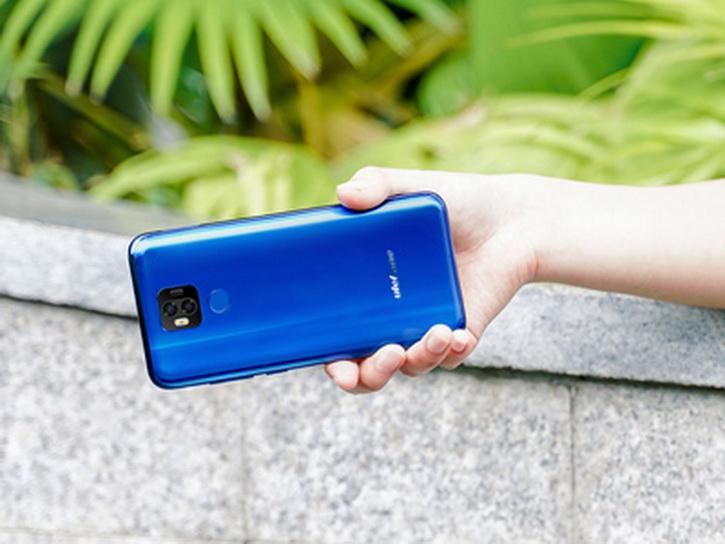 Знакомство с Ulefone Power 6: долгоиграющий смартфон с NFC и Android 9