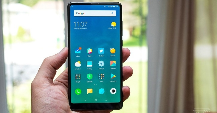 Официально: Xiaomi Mi MIX 2s теперь стоит 330 долларов