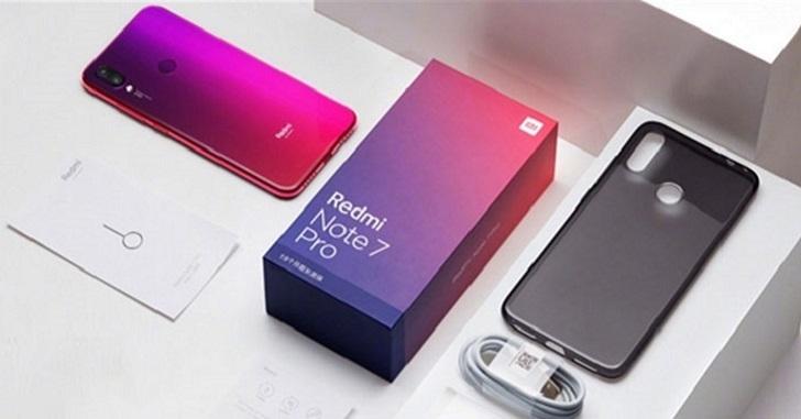 Xiaomi Redmi Note 7 Pro получил новую модификацию
