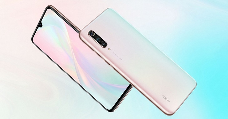 В чем фишка Xiaomi CC9 Meitu Custom Edition