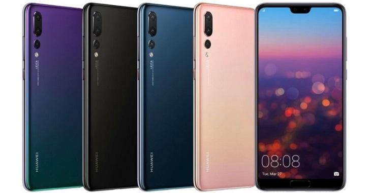 Huawei P20 и P20 Pro получили EMUI 9.1
