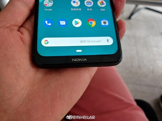 Живые фото и характеристики неанонсированного Nokia Daredevil