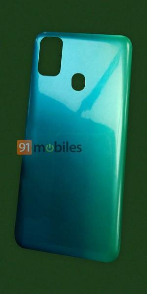 Дизайн смартфона Samsung Galaxy M30s будет отличаться от обычной версии