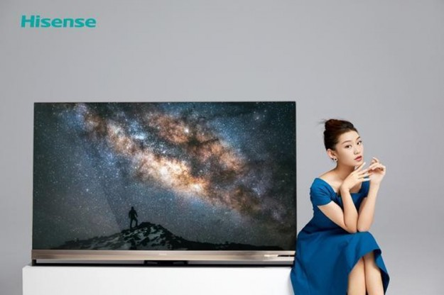 Hisense U9e: первые в мире телевизоры с технологией Dual-Image