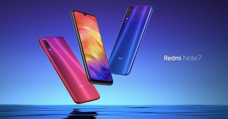 Xiaomi Redmi Note 7 и Redmi Note 7 Pro подешевели на 30 долларов