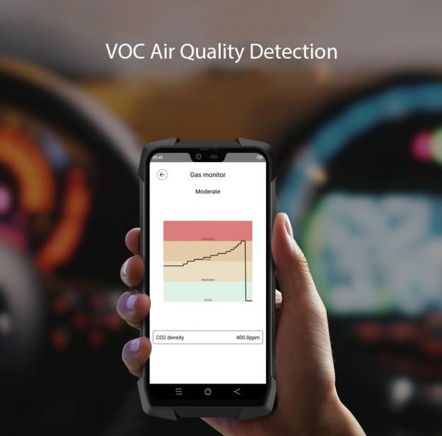 Blackview BV9700 Pro поможет выжить в любой ситуации: контролирует пульс, проверяет чистоту воздуха, отлично снимает ночью