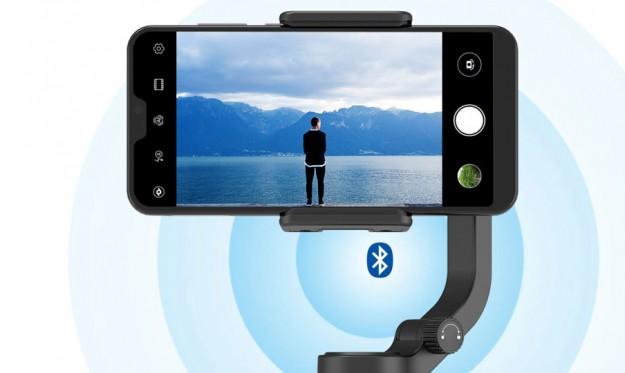 Fly Technology представляет складной трехосевой стабилизатор для смартфонов FeiyuTech VLOG pocket