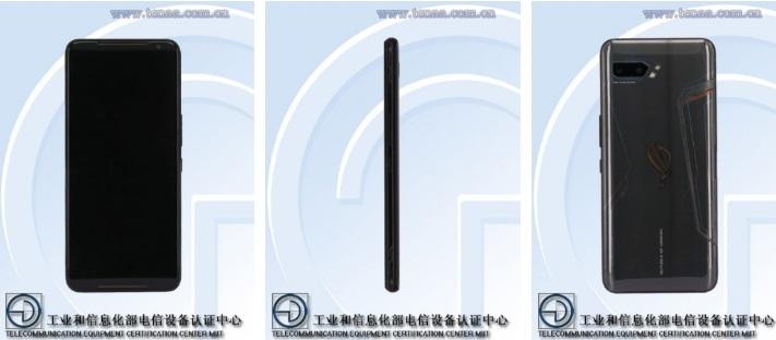 ASUS ROG Phone II получит аккумулятор впечатляющей емкости