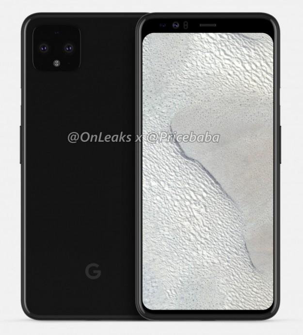 Характеристики Google Pixel 4 и 4 XL: больше экран, больше ОЗУ