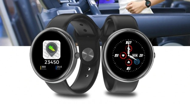 Товар дня: Смарт-часы Allcall AC01 с защитой IP68 за $19.79