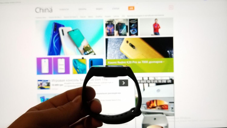 5 преимуществ Xiaomi Mi Band 4 против Mi Band 3