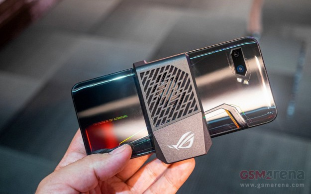 Новый король среди игровых смартфонов. Представлен Asus ROG Phone 2