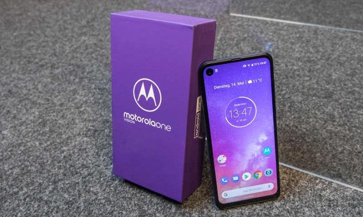 Motorola выходит на рынок Украины