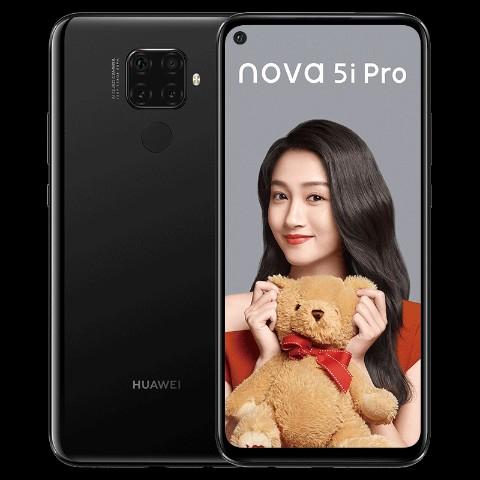 Представлен смартфон Huawei Nova 5i Pro