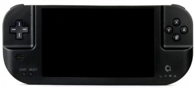 LyRa: портативная игровая консоль на базе Raspberry Pi CM3L