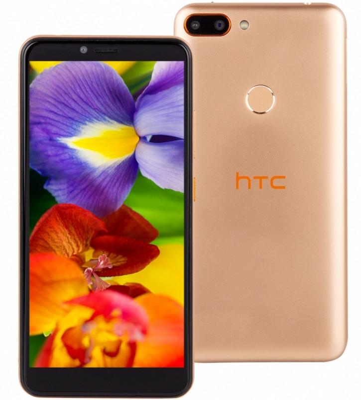 Анонсирован смартфон начального уровня HTC Wildfire E