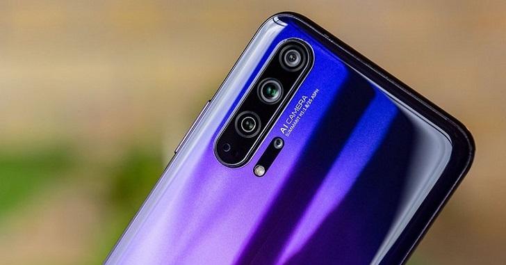 Новое обновление улучшило качество фото в смартфонах Honor